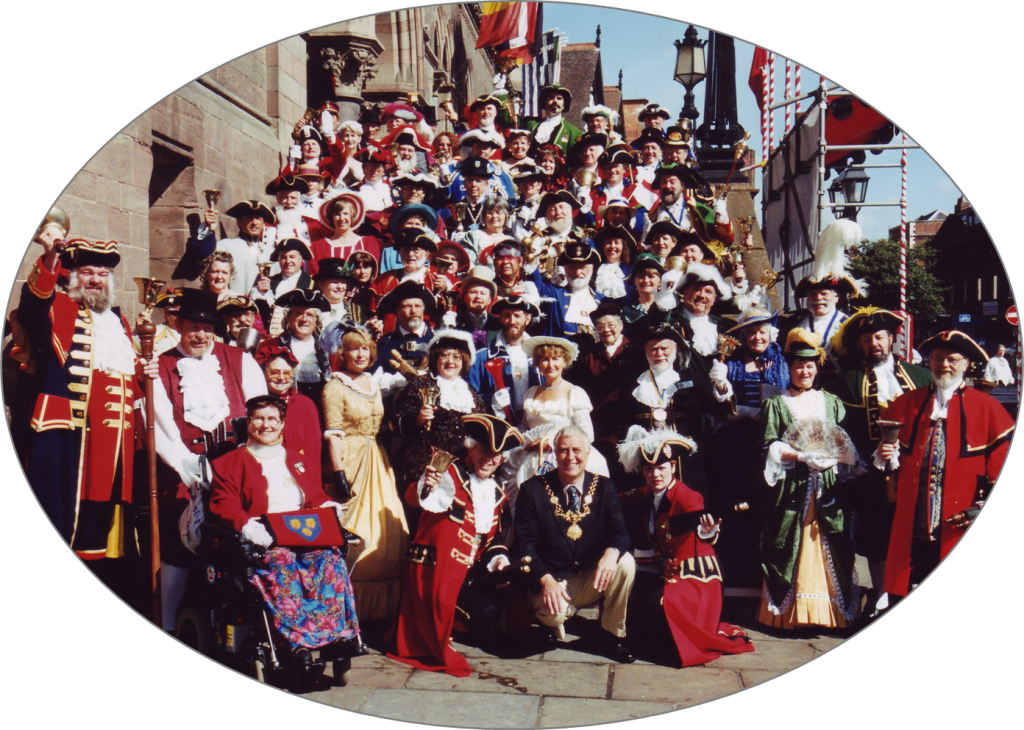 World Town Crier Tournament