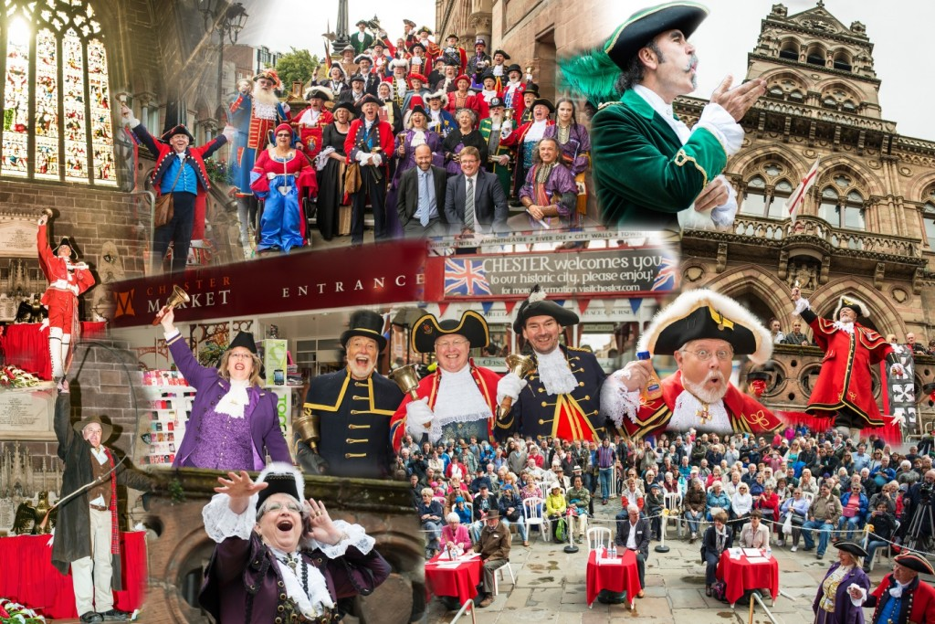 Chester World Town Criers Tournament