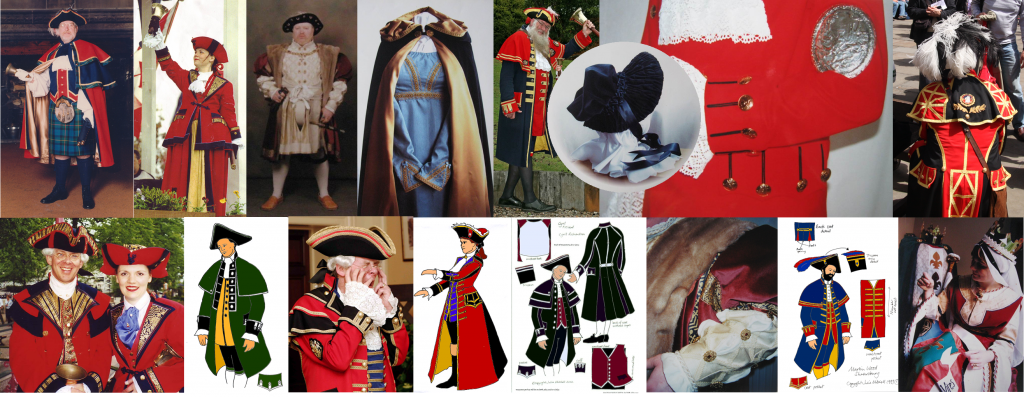 Livery costume making